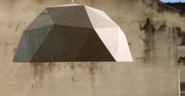 Наглядное пособие по геометрии в образе светильника GeoLamp от Mezzo Atelier