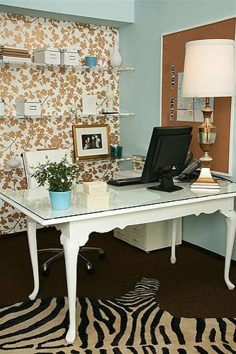 Белый рабочий стол