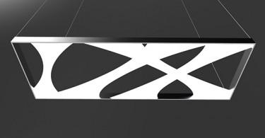 Вселенная света и формы светильники Nexux от Jerome Olivet