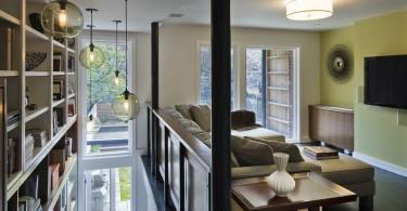 Великолепный подвесной светильник в дизайне интерьера