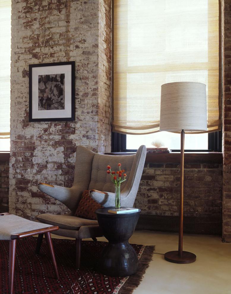 Красивая мебель в интерьере кабинета