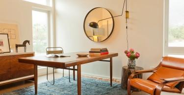 Настенный светильник как идеальный вариант для домашнего офиса