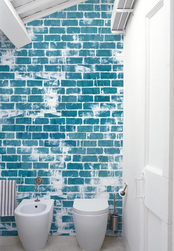 Восхитительные обои от Wall&Deco в интерьере помещения