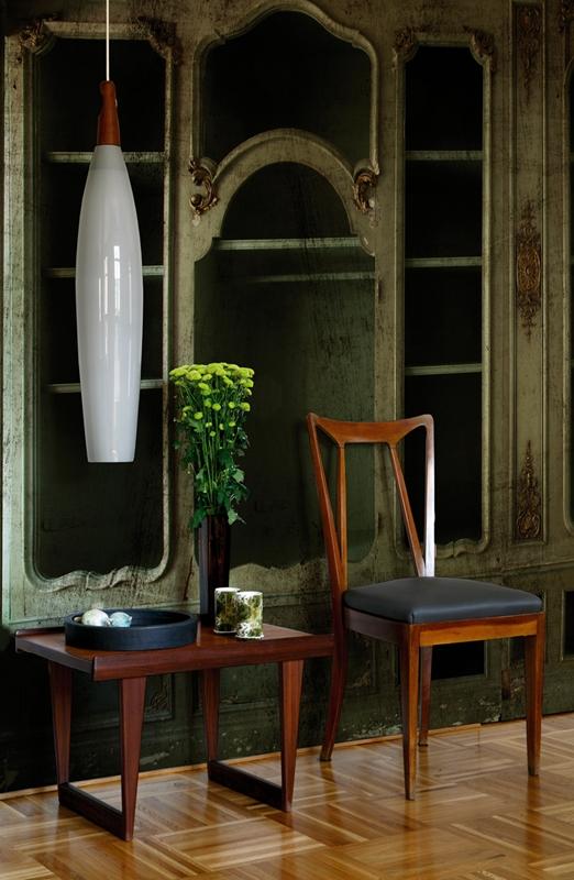 Превосходные обои от Wall&Deco в интерьере помещения
