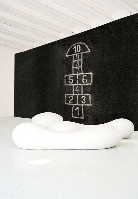 Головокружительные обои от Wall&Deco в интерьере помещения