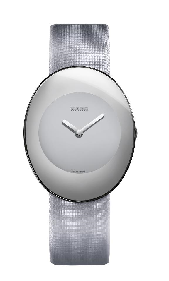 Часы из коллекции Rado eSenza Colours в светло-фиолетовом цвете