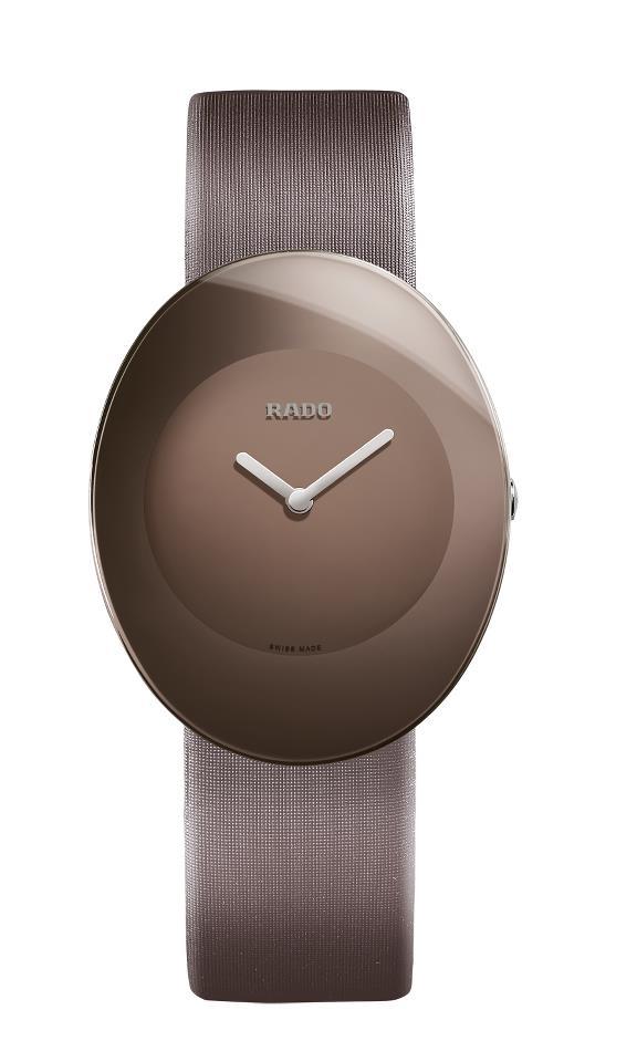 Часы из коллекции Rado eSenza Colours в фиолетовом цвете