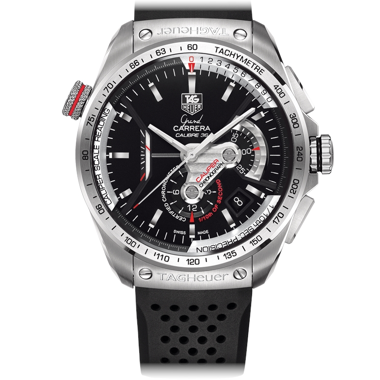 Мужские часы Tag Heuer Grand Carrera Calibre 36 RS