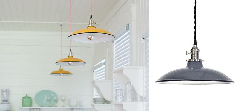Светильники в стиле минимализм Ivanhoe Sinclair Porcelain Pendant