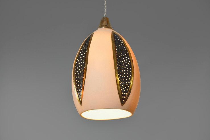 Светильники в стиле минимализм в виде стилизованных листьев