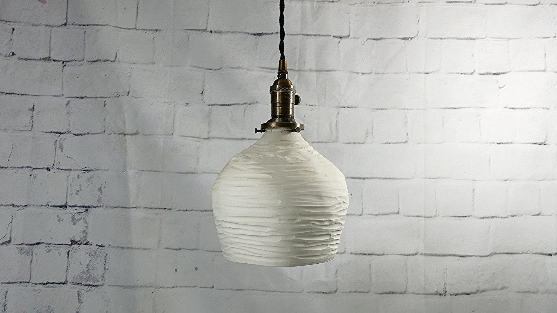 Светильники в стиле минимализм в виде кулона