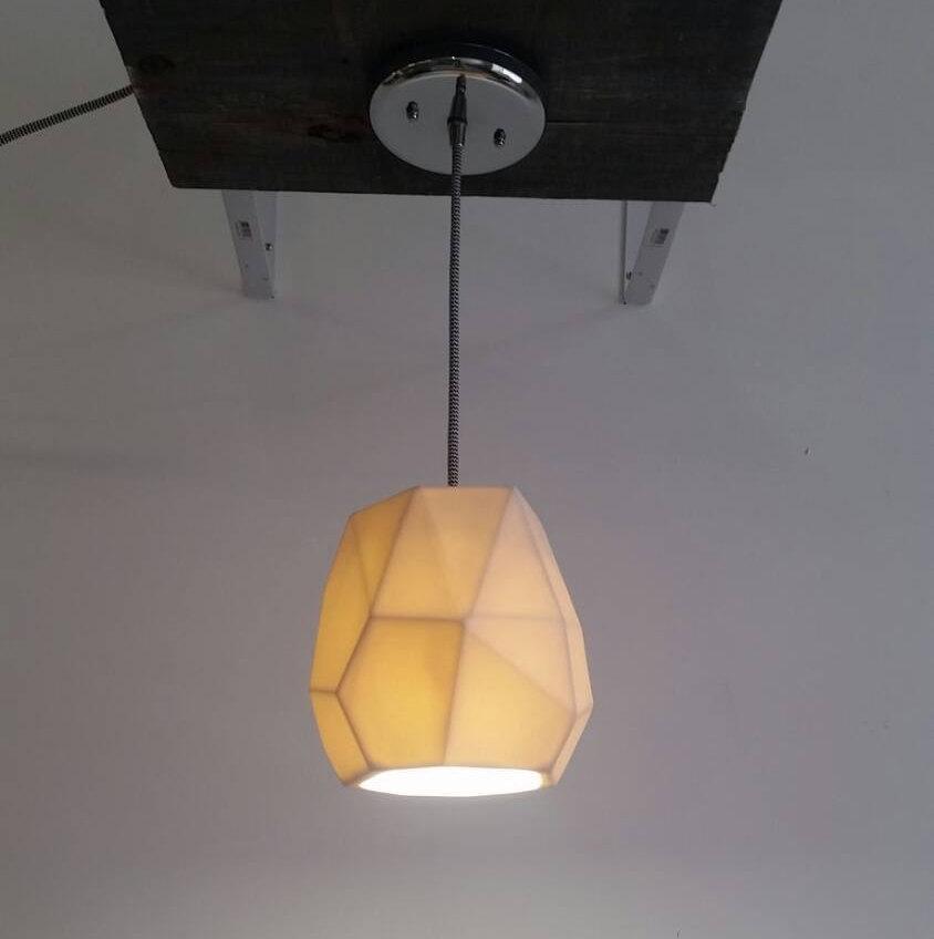 Светильники в стиле минимализм из Revisions Design Studio