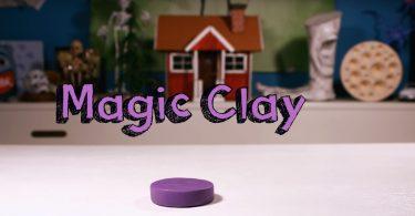 Эксперименты с анимацией в клипе «Волшебная глина» от Александра Унгера