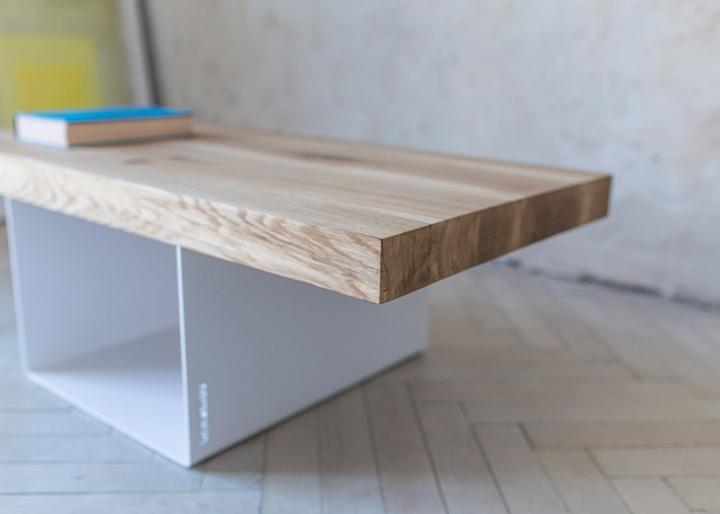 Деревянная столешница стола от студии 5mm