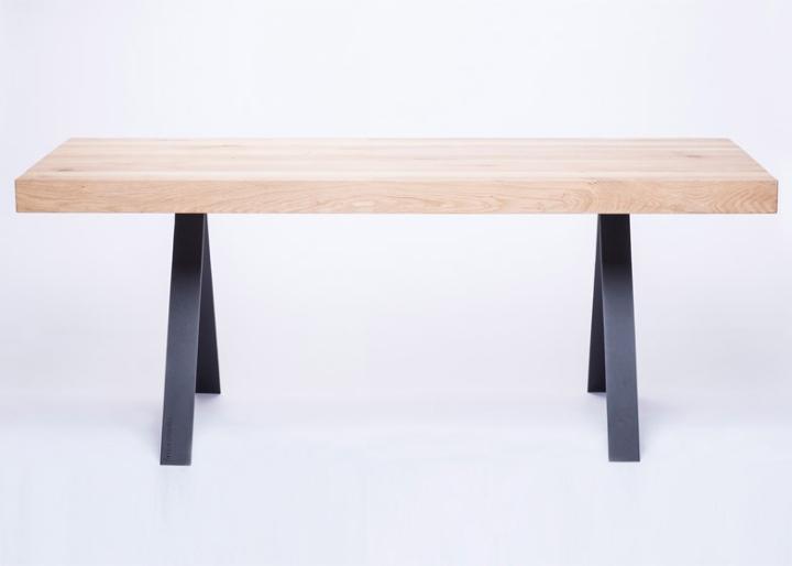 Деревянная основа стола от студии 5mm