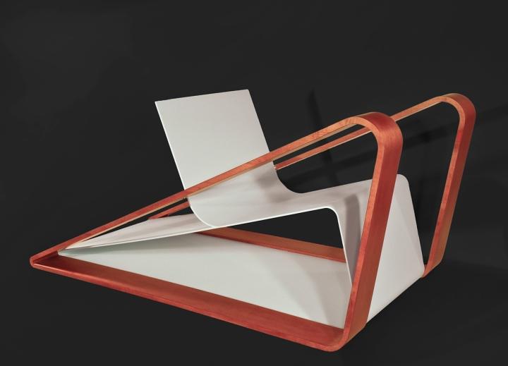 Чудесное кресло Volare от дизайнера Jason Mizrahi