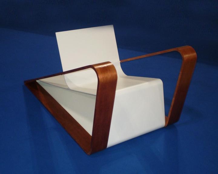 Восхитительное кресло Volare от дизайнера Jason Mizrahi