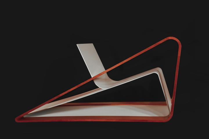 Кресло Volare от дизайнера Jason Mizrahi