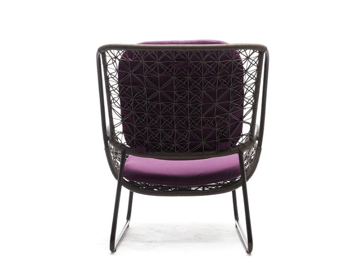 Удивительное кресло - вид сзади