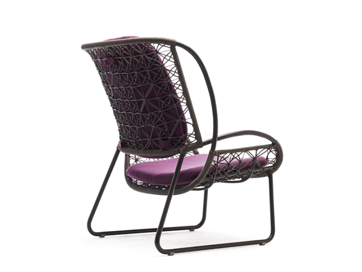 Чудесное кресло - вид сбоку