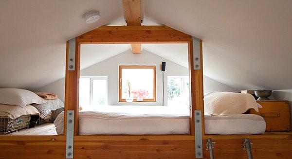 Спальные места на даче