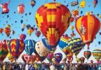 Фестиваль воздушных шаров в Альбукерке, 2014