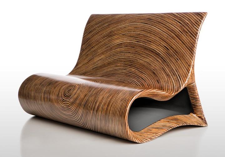 Сногсшибательное кресло для террасы или сада