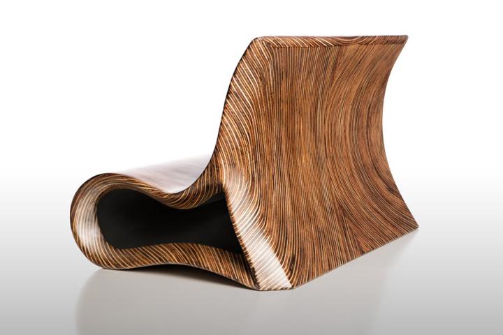 Великолепное кресло для террасы или сада