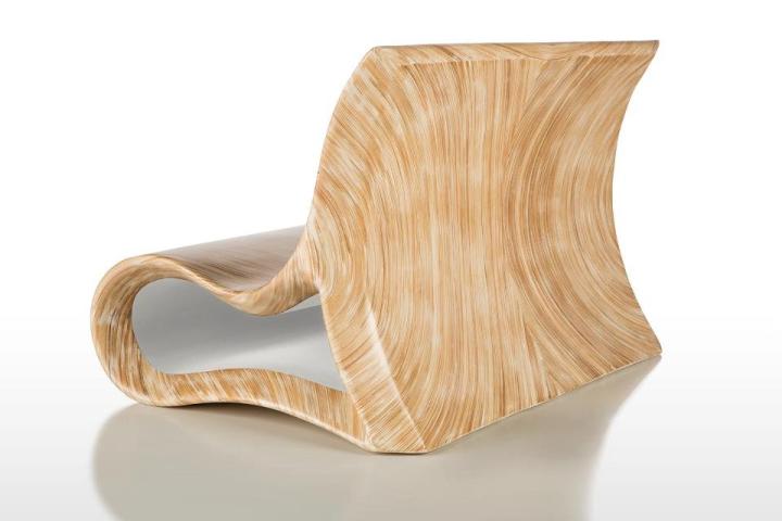 Оригинальное кресло для террасы или сада