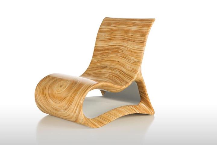 Умопомрачительное кресло для террасы или сада