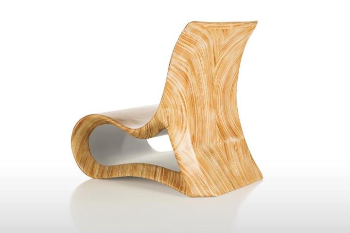 Чудесное кресло для террасы или сада