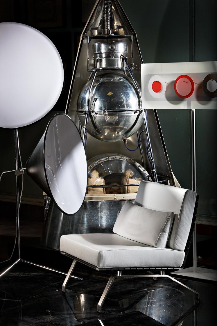 Восхитительный светильник в футуристическом стиле