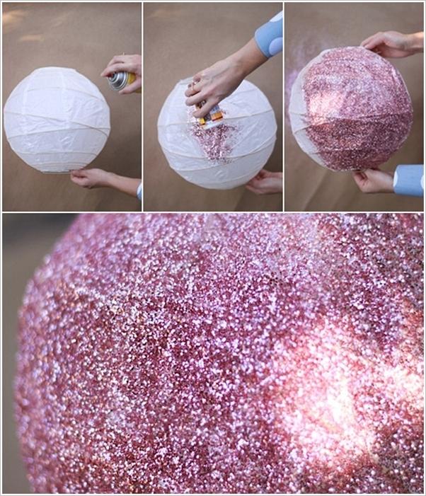 Креативный светильник из бумаги своими руками