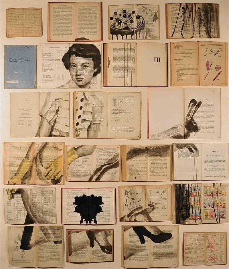 Креативная инсталляция от Ekaterina Panikanova