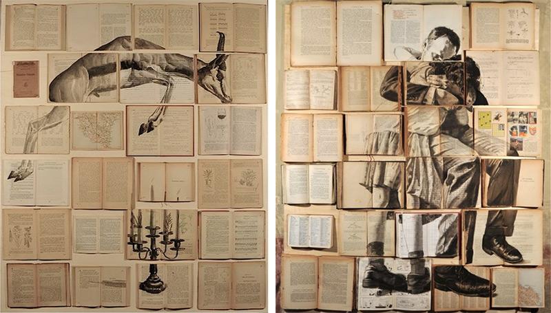 Уникальная инсталляция от Ekaterina Panikanova