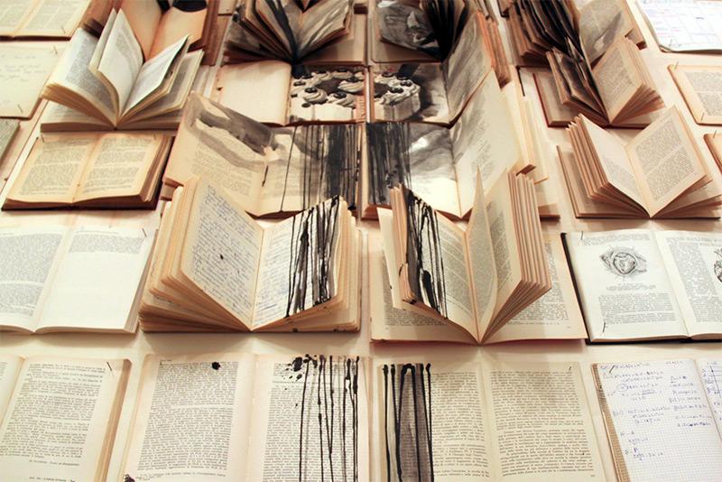 Оригинальная инсталляция от Ekaterina Panikanova