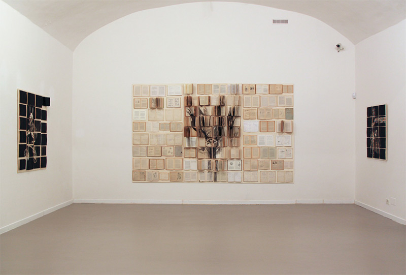 Современная инсталляция от Ekaterina Panikanova