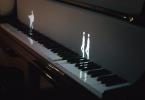 Анданте: визуальный тренажёр для игры на фортепьяно от Tangible Media Group