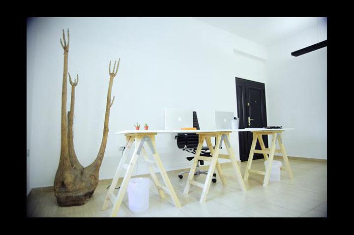 Красивая мебель из деревянных поддонов от Anima Pictures