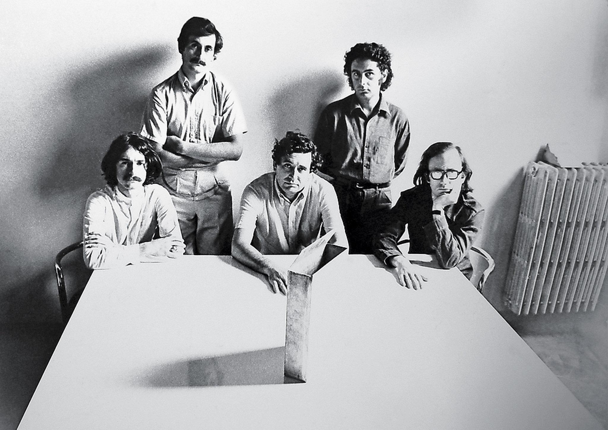 Группа Суперстудио - авторы антидизайна в архитектуре