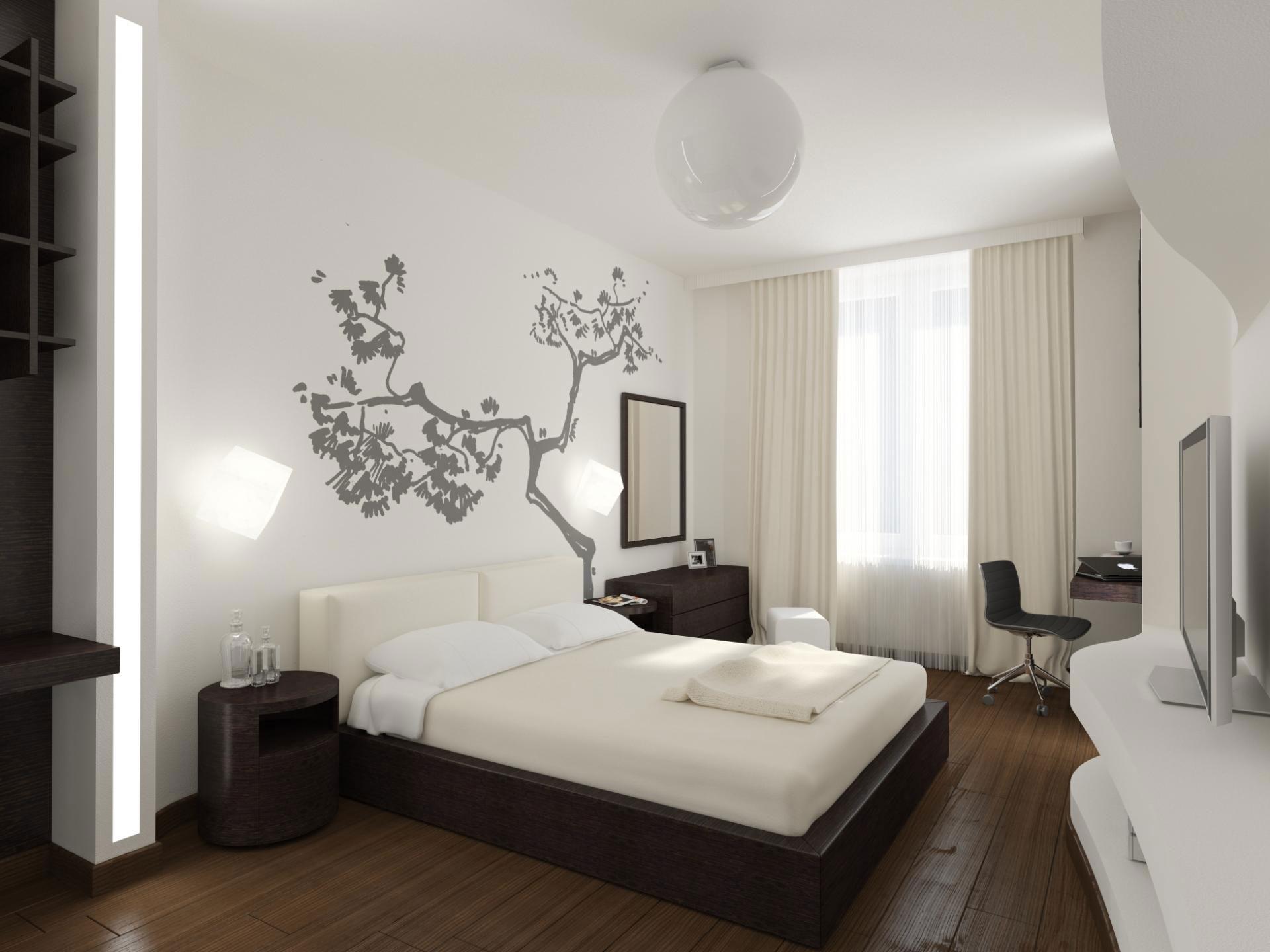 Креативное оформление интерьера квартиры в стиле минимализм