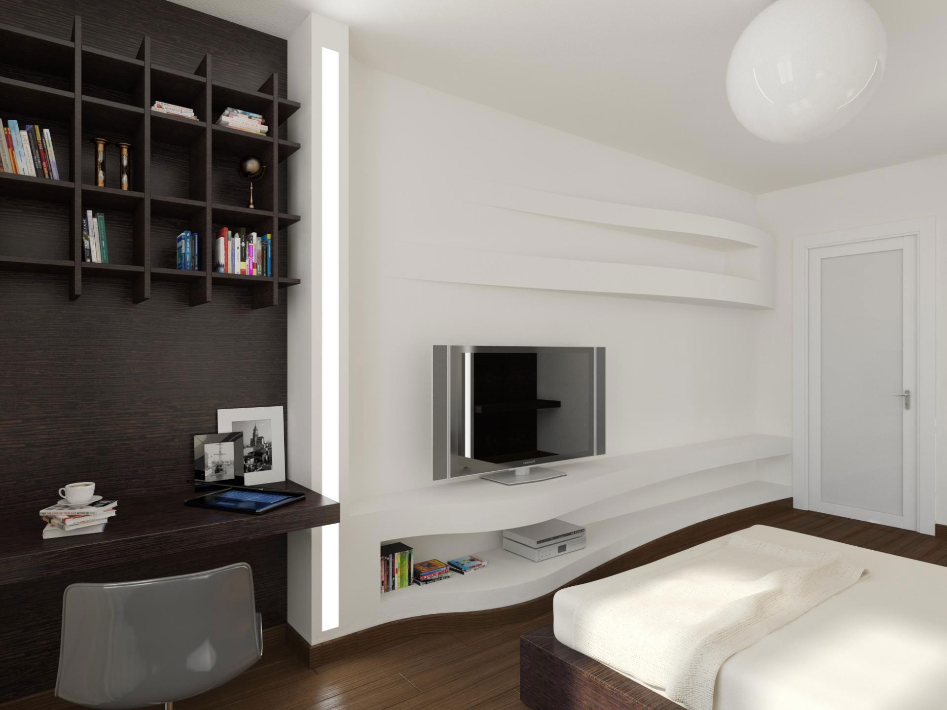 Чудное оформление интерьера квартиры в стиле минимализм