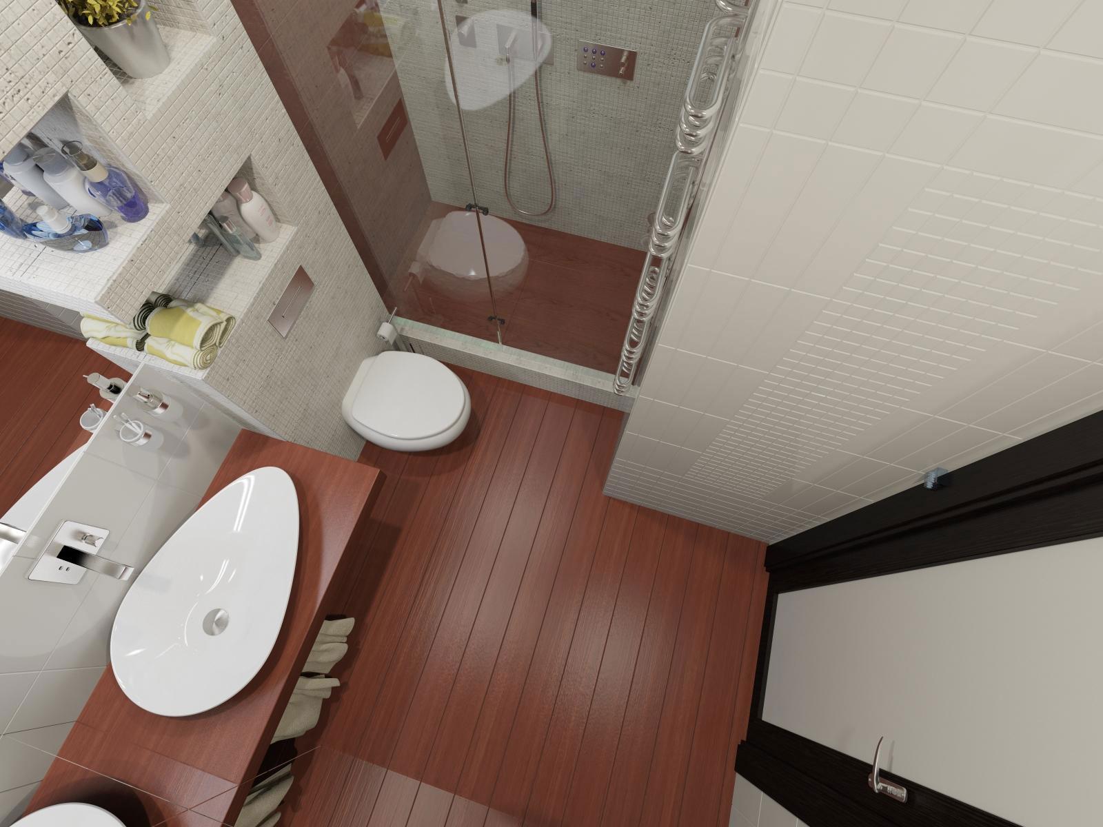 Красивое оформление интерьера квартиры в стиле минимализм
