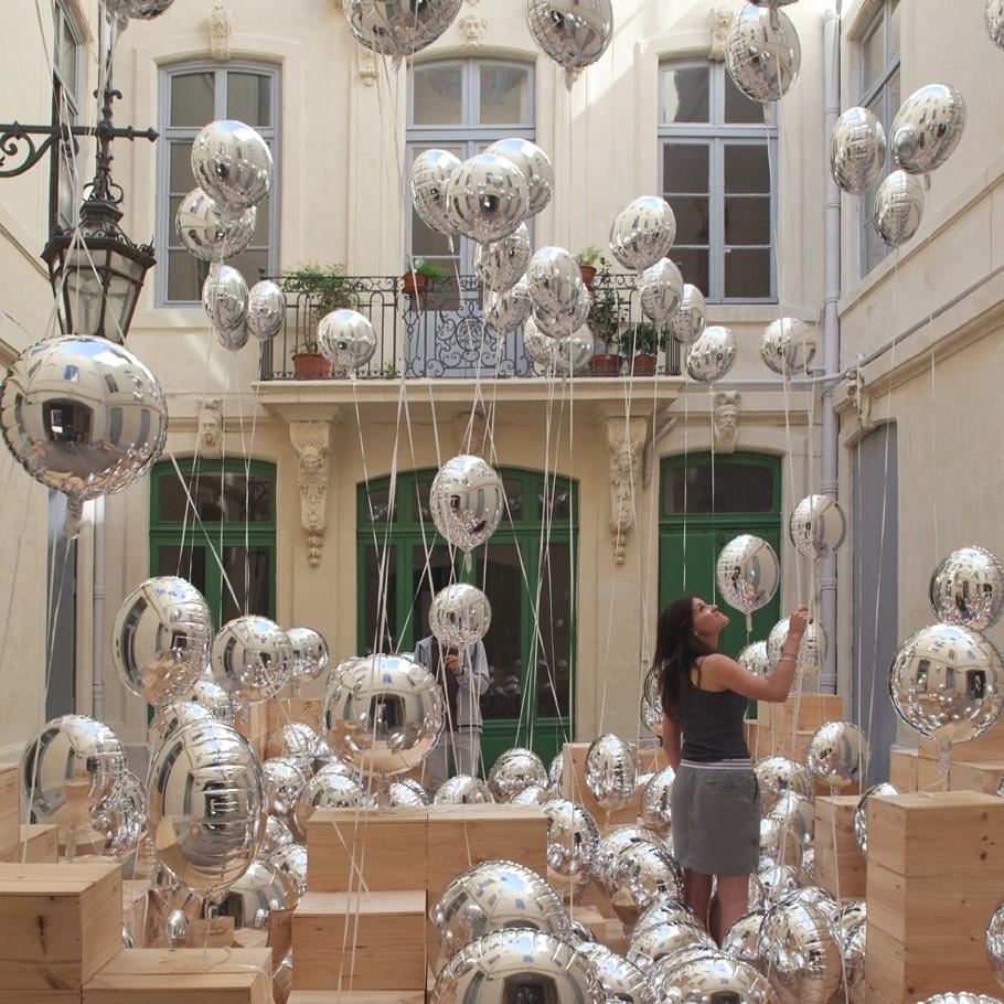 Седьмой ежегодный Festival des Architectures Vives