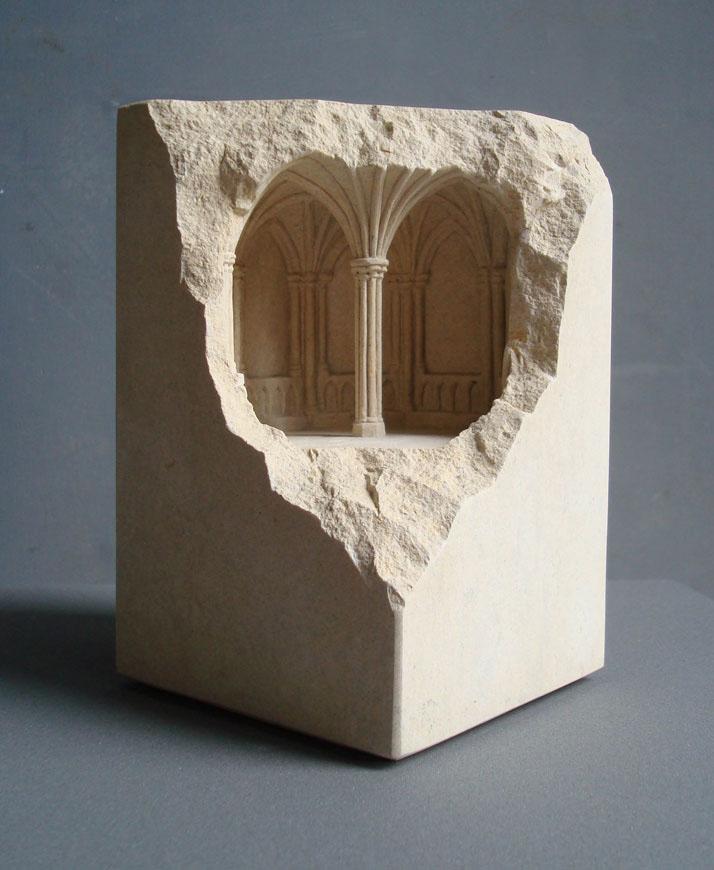 Божественная резка из камня от Matthew Simmonds