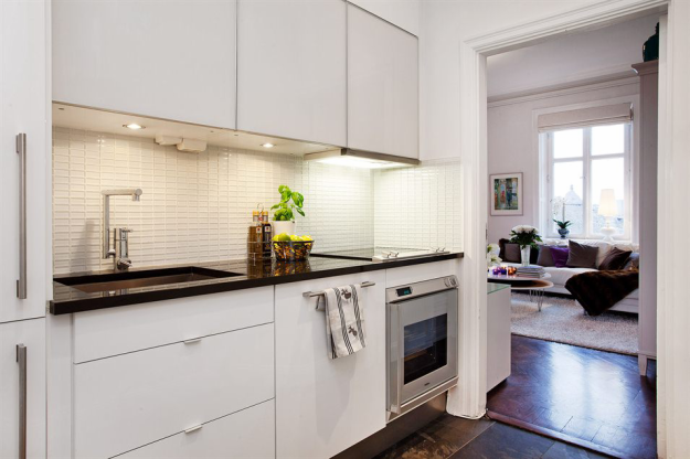 Оформление квартиры в скандинавском стиле