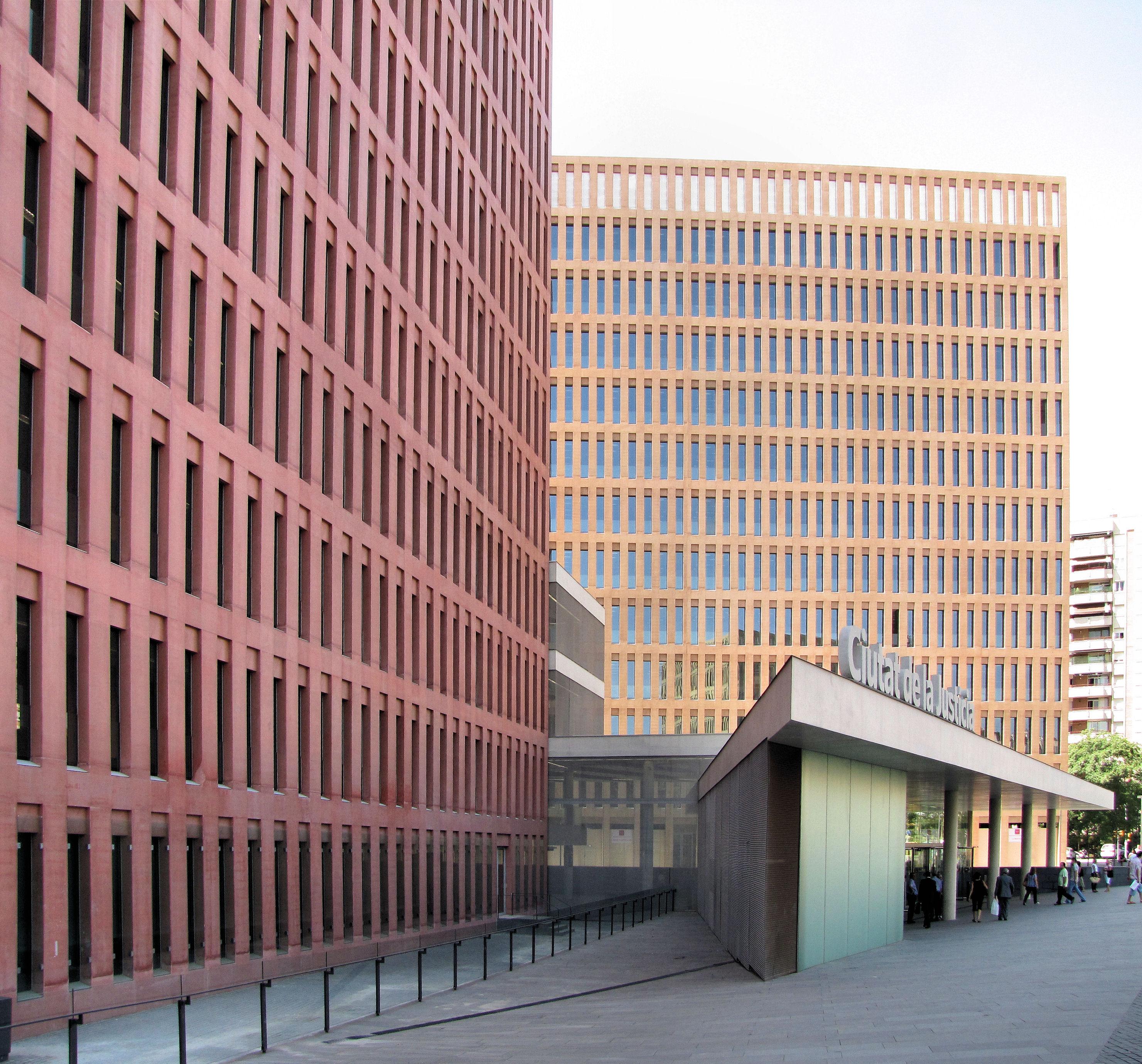 Город юстиций, Барселона, 2002-2011. Фото 2