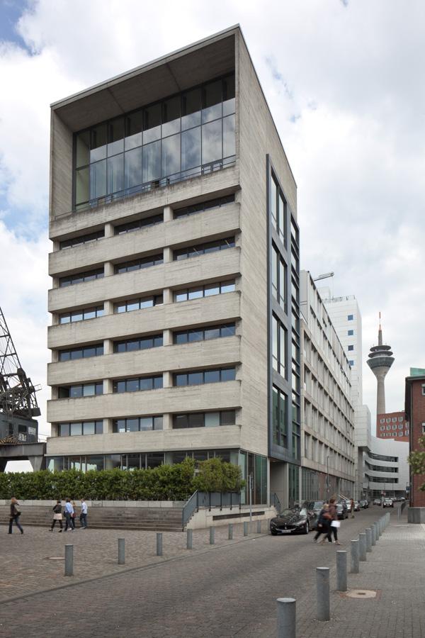 Kaistrasse Studios, Дюссельдорф, 1994-1997