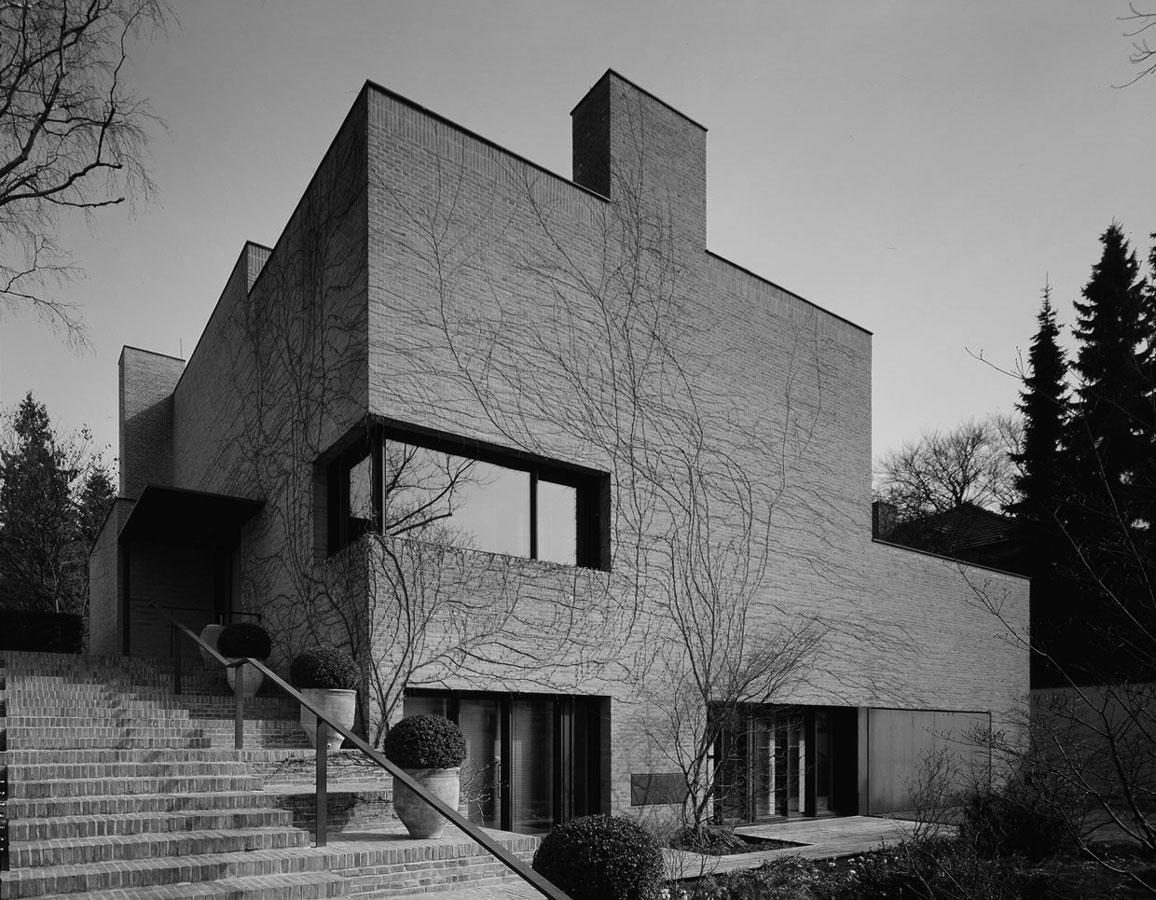 Частный дом, Берлин, 1994-1996