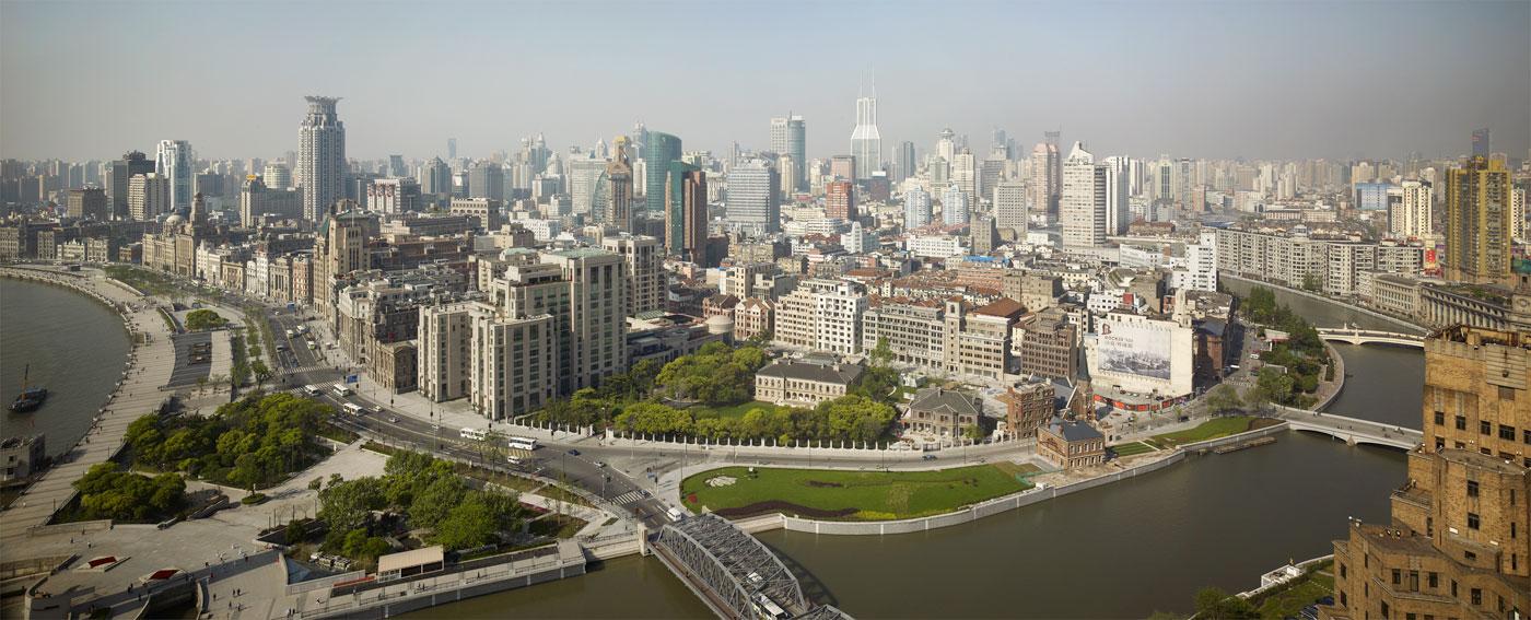 Rockbund проекта, Шанхай, 2006-2016